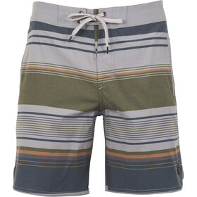 United By Blue Seabed Scallop Boardshorts Men Grey